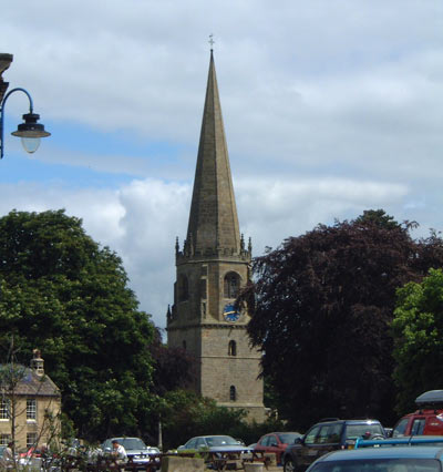 Church at Masham, Yorkshire Dales